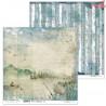 Summer in Mountains 04 - papier - 30,5 cm x 30,5 cm - Lexi Design