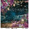 Dwustronny papier -  Nightfall 03 /30x30cm/Mintay
