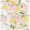 Dwustronny papier -  Vacation 02 /30x30cm/Mintay