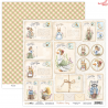 Zestaw papierów Bedtime Story/ Scrap Boys 08 30,5x30,5cm