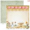 Dwustronny papier Bedtime Story 01 Scrap Boys   30,5x30,5cm