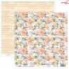 Dwustronny papier Bedtime Story 04 Scrap Boys   30,5x30,5cm