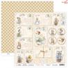 Dwustronny papier Bedtime Story 06 Scrap Boys   30,5x30,5cm