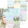 "Papier ZoJu Design ""Lady Spring"" 01  /30x30cm"