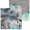 """Zestaw papierów ZoJu Design """"School of magic""""   /15,2x15,2cm"""