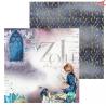 """Papier ZoJu Design """"School Of Magic"""" 01  /30x30cm"""