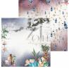 """Papier ZoJu Design """"School Of Magic"""" 02  /30x30cm"""