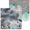 """Papier ZoJu Design """"School Of Magic"""" 03  /30x30cm"""