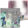 """Papier ZoJu Design """"School Of Magic"""" 04  /30x30cm"""