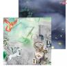 """Papier ZoJu Design """"School Of Magic"""" 05  /30x30cm"""