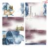 """Arkusz Mat na zdjęcia ZoJu Design """"School Of Magic""""   /16x10,5cm"""