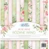 Różane wino - ZESTAW 30x30cm-Paper Heaven