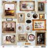 BLOOMING GRUNGE 08/-elementy-Craft&You Design 30,5x30,5