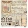 BLOOMING GRUNGE 07/elementy-Craft&You Design 30,5x30,5