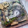 CW136 WYKROJNIKI - Zegar Vintage - Craft&You Design