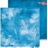 BASIC 12 - BLUE MOOD - 02 - dwustronny papier 30,5x30,5cm /CC