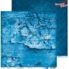 BASIC 12 - BLUE MOOD - zestaw papierów 20,3x20,3cm /CC