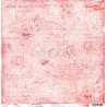 BASIC 11 - PINK MOOD - 02 - dwustronny papier 30,5x30,5cm /CC