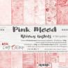 BASIC 11 - PINK MOOD - zestaw papierów 20,3x20,3cm /CC
