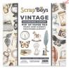 Bloczek papierów 15x15-  Pop Up Paper Pad Vintage