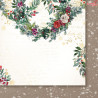 Świąteczna Girlanda - ZESTAW 30x30cm-Paper Heaven