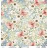 Dwustronny papier -  Written Memories  05 /30x30cm/Mintay