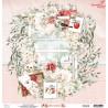 Dwustronny papier -  Apple Season  02 /30x30cm/Mintay