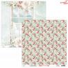 Dwustronny papier -  Apple Season  04 /30x30cm/Mintay