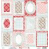 Dwustronny papier -  Apple Season  06 /30x30cm/Mintay