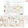 Zeszyt elementów do wycinania 15x20 - Baby Book, /Mintay
