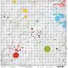CY01 - SCHOOL ADVENTURES - 01 - dwustronny papier 30,5x30,5cm