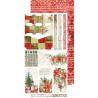CHRISTMAS TIME - JUNK JOURNAL - zestaw dodatków