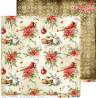 CHRISTMAS TIME - 03 - dwustronny papier 30,5x30,5cm