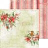 CHRISTMAS TIME - zestaw papierów 20,3x20,3cm