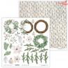 Loft Christmas - zestaw papierów - 30,5 cm x 30,5 cm - Lexi Design