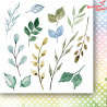 Płatki na wietrze - FLOWERS -Paper Heaven