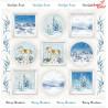 Frosty days -okładka