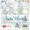 CPS-AW30 Zestaw papierów 30,5x30,5cm-Craft&You Design - ARCTIC WINTER