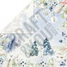 Papier dwustronny Craft&You Design 30,5x30,5 ARCTIC WINTER 03