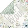Papier dwustronny Craft&You Design 30,5x30,5 ARCTIC WINTER 06