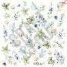 Papier jednostronny-elementy-Craft&You Design 30,5x30,5 ARCTIC WINTER 08