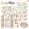 Bloczek papierów 15x15-  Pop Up Paper Pad Bedtime Tales 11
