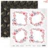 Dwustronny papier JAPANESE BEAUTY 03 Scrap Boys   30,5x30,5cm