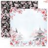 Zestaw papierów JAPANESE BEAUTY 08 Flower Dreams   30,5x30,5cm