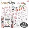 Bloczek papierów 15x15-  Pop Up Paper Pad JAPANESE BEAUTY 11