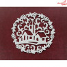 Wykrojnik Precious Marieke - Charming Xmas - Village Ornament