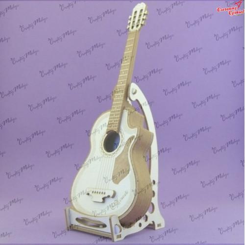 Tekturka - Gitara Akustyczna 3D