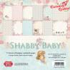 DWUSTRONNY PAPIER z kolekcji Shabby baby Craft&You Design.