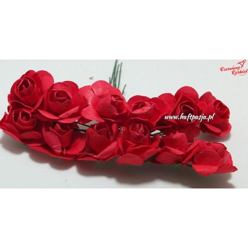 Kwiatki papierowe