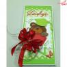 Czekoladownik na czekoladę 100g - różowy perłowy